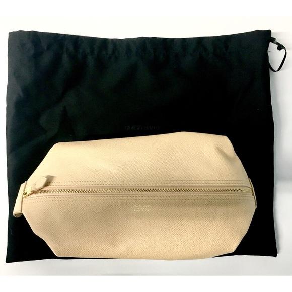 Giorgio Armani Bags   Makeup Bag New In Dust Bag   Poshmark 4fc372d6a2